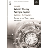 More Music Theory Sample Papers Model Answers ABRSM Grade 5