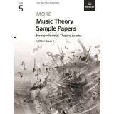 More Music Theory Sample Papers ABRSM Grade 5