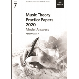 Music Theory Practice Papers 2020 Model Answers ABRSM Grade 7