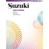 Suzuki Viola School Volume 4: Viola Part