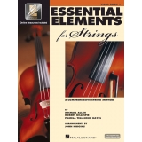 Essential Elements for Strings: Viola Book 1 (with Online Resources)