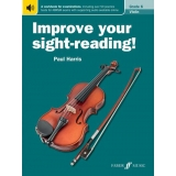 Improve Your Sight-Reading! Violin Level 6 (with Online Audio)