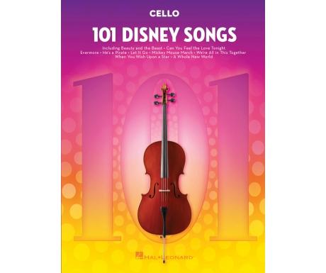 101 Disney Songs (Cello)