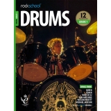 Rockschool Drums Grade 1 (with Accompanying and Supporting Audio)