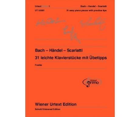 Bach – Handel – Scarlatti