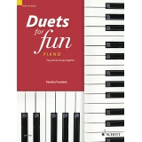 Duets for fun: Piano Four Hands