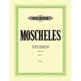 Moscheles: Studien Opus 70 Band I (Klavier)