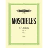Moscheles: Studien Opus 70 Band II (Klavier)