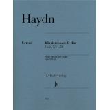 Haydn: Klaviersonate C-dur Hob. XVI:50