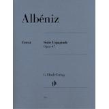 Albéniz: Suite Espagnole Opus 47