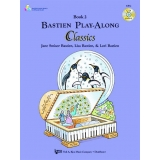 Bastien Play-Along Classics Book 2 (with CD)