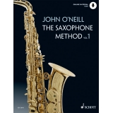 The Saxophone Method Vol. 1 (with Online Material)