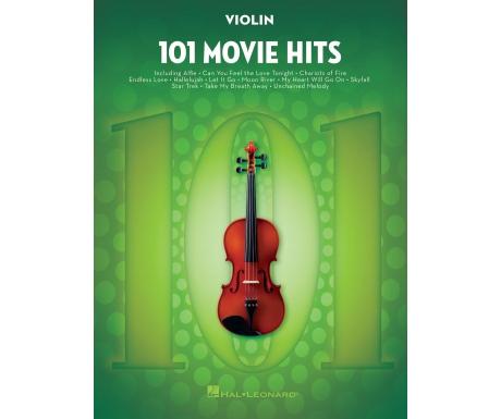101 Movie Hits (Violin)