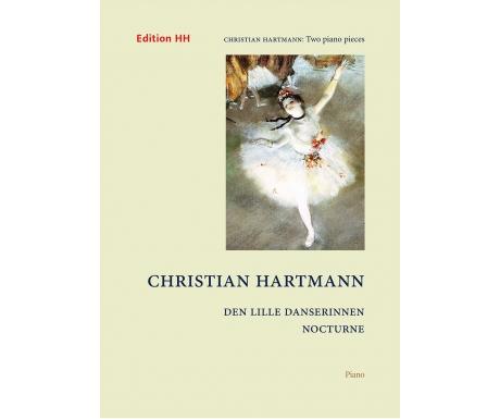 Christian Hartmann: Two Piano Pieces