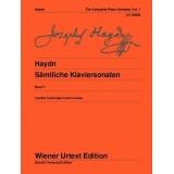 Haydn: Sämtliche Klaviersonaten Band 1