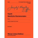Haydn: Sämtliche Klaviersonaten Band 2