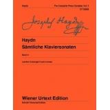 Haydn: Sämtliche Klaviersonaten Band 3