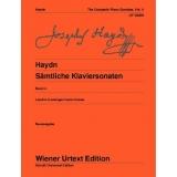 Haydn: Sämtliche Klaviersonaten Band 4