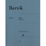 Bartók: Suite Opus 14