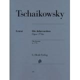 Tschaikowsky: Die Jahreszeiten Opus 37bis