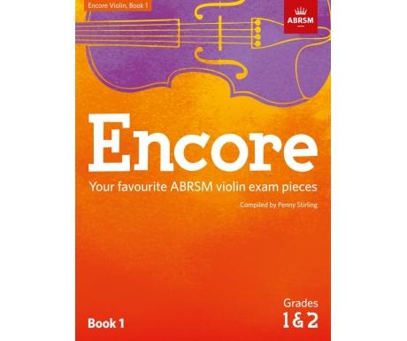 Encore Violin Book 1 (Grades 1 & 2)