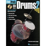 FastTrack Music Instruction Drums 2 (with CD)