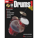 FastTrack Music Instruction Drums 1 (with CD)