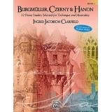 Burgmüller, Czerny & Hanon Book 3 - 32 Piano Studies Selected for Technique and Musicality
