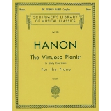 Hanon - The Virtoso Pianist in Sixty Exercises for the Piano (Complete)