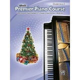 Alfred's Premier Piano Course Christmas 3