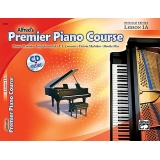 Alfred's Premier Piano Course Lesson 1A (Universal Edition with CD)