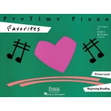 PreTime Piano Favorites Primer Level