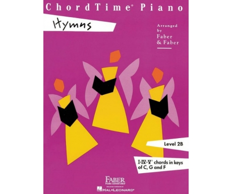 ChordTime Piano Hymns Level 2B
