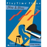 PlayTime Piano Jazz & Blues Level 1