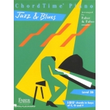 ChordTime Piano Jazz & Blues Level 2B