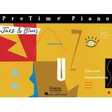 PreTime Piano Jazz & Blues Primer Level