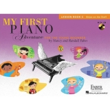 My First Piano Adventure Lesson Book C (with CD and Online Audio)