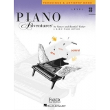 Piano Adventures Technique & Artistry Book Level 3B