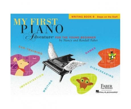 My First Piano Adventure Writing Book B