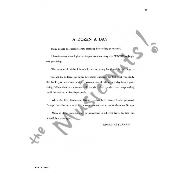 Dozen book preparatory a pdf a day