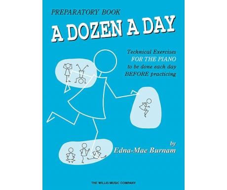 A Dozen a Day Preparatory Book