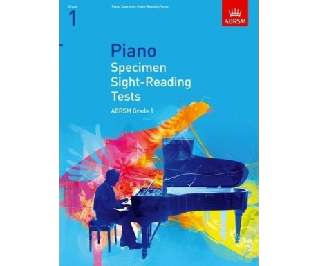 Piano Specimen Sight-Reading Tests ABRSM Grade 1