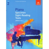 Piano Specimen Sight-Reading Tests ABRSM Grade 2