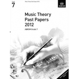 Music Theory Past Papers 2012 ABRSM Grade 7 (Malaysia/Singapore Edition)