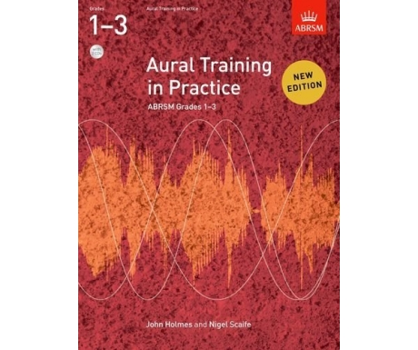 Aural Training in Practice ABRSM Grades 1-3 (with CD)