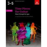 Time Pieces for Guitar, Volume 2 (Grades 3-5)