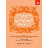 Baroque Keyboard Pieces Book I