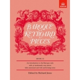 Baroque Keyboard Pieces Book II