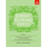 Baroque Keyboard Pieces Book V