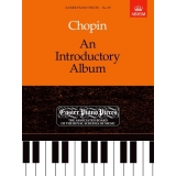 Chopin: An Introductory Album (Easier Piano Pieces No. 39)